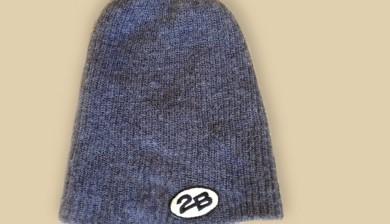 2B Oval Logo Beanie