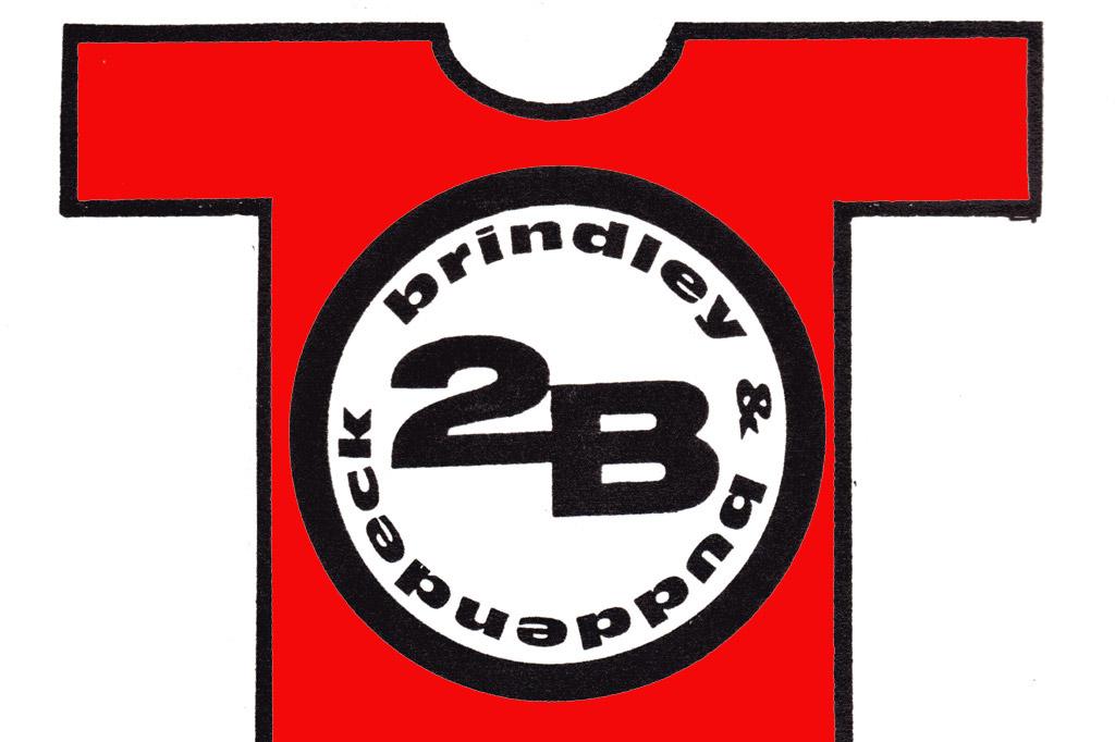2B Circle Logo tee shirt