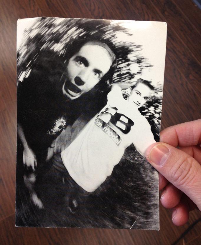 2B Post Card circa 1991