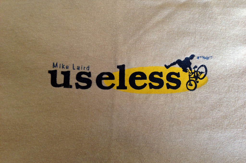 Mike Laird Signature Shirt by Useless