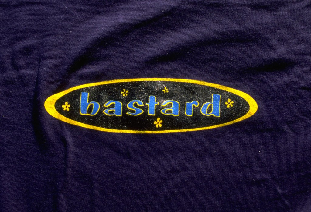 Bastard Tee Shirt - Useless