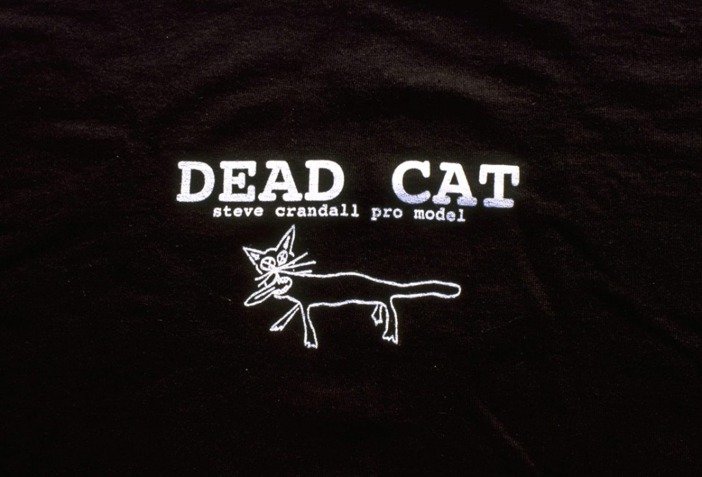 Deatcat Tee Shirt - Useless