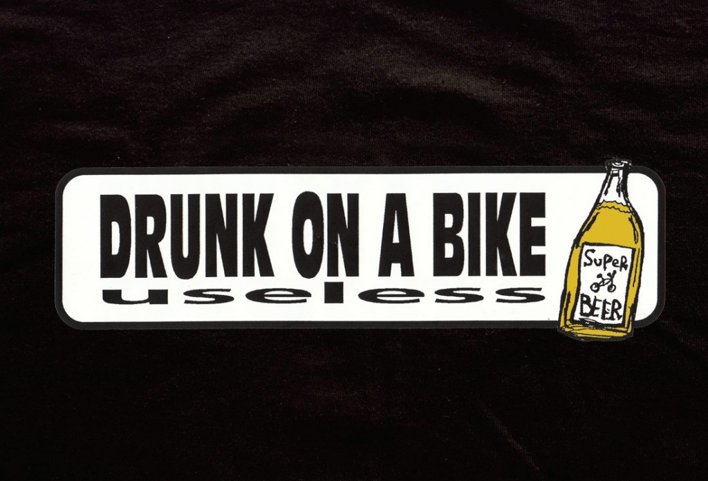 Useless-Tee-Drunk-on-a-Bike-V2-Black