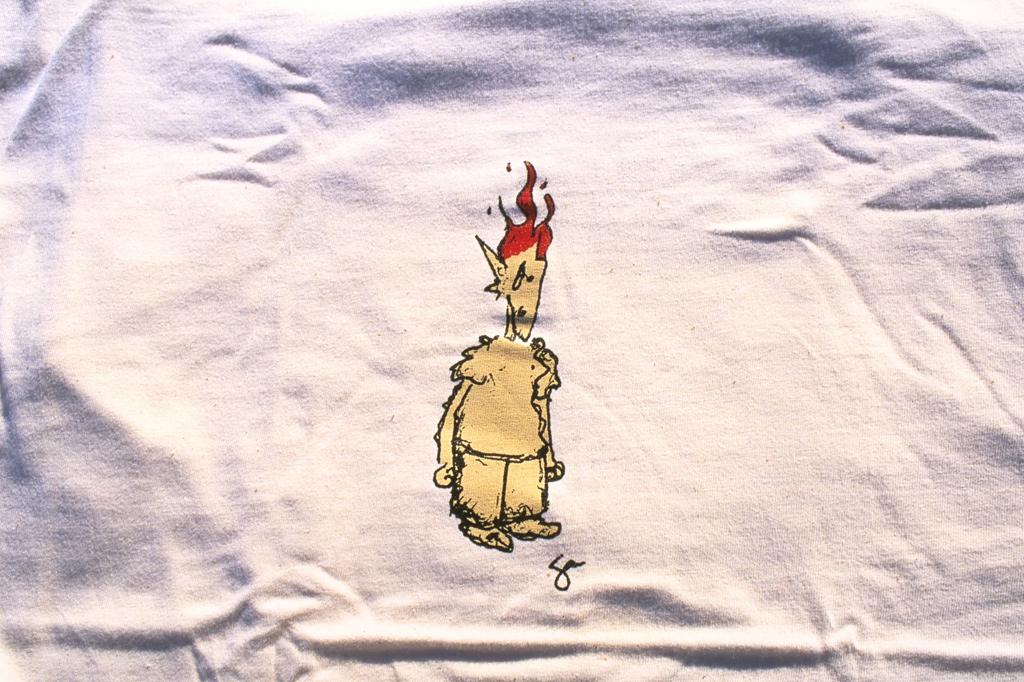 Husic Tee Shirt - Useless