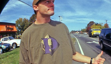 the Friend tee by PLAY 1995