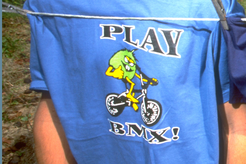 the Goober tee shirt by PLAY 1996