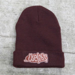 Knit-Hat-useless-cuffed-brown