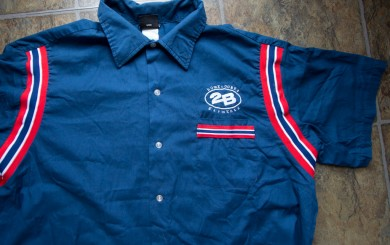 The Original 2B Bowling Shirt