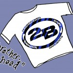 the Brotherhood tee shirt by 2B Homecooked
