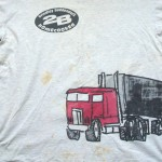 The Convoy tee shirt by 2B Homecooked
