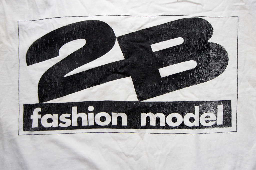 The 2B Fashion Model Tee Shirt