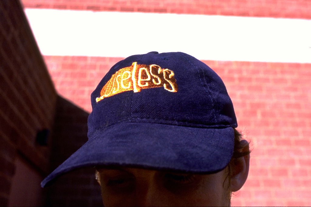 Logo Hat from Useless