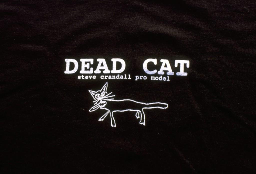 Deatcat Tee Shirt - Useless