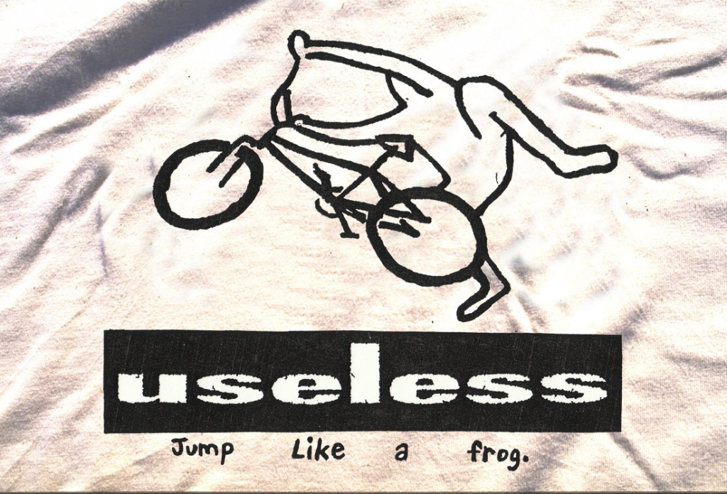 Jump Like a Frog Tee Shirt - Useless