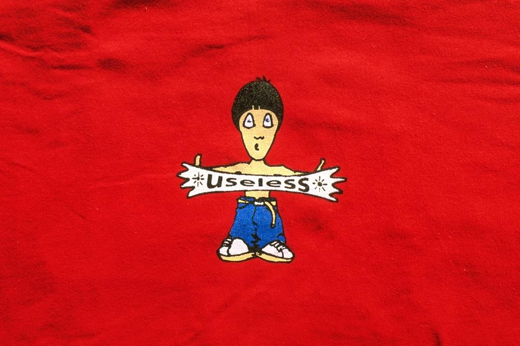 Kid Tee Shirt - Useless