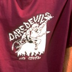 the Daredevils of Dirt shirt by PLAY