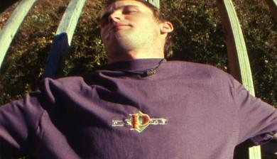 the original PLAY embroidered logo tee shirt 1995
