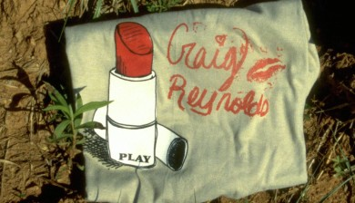 The Craig Reynolds pro model tee shirt from PLAY Clothes