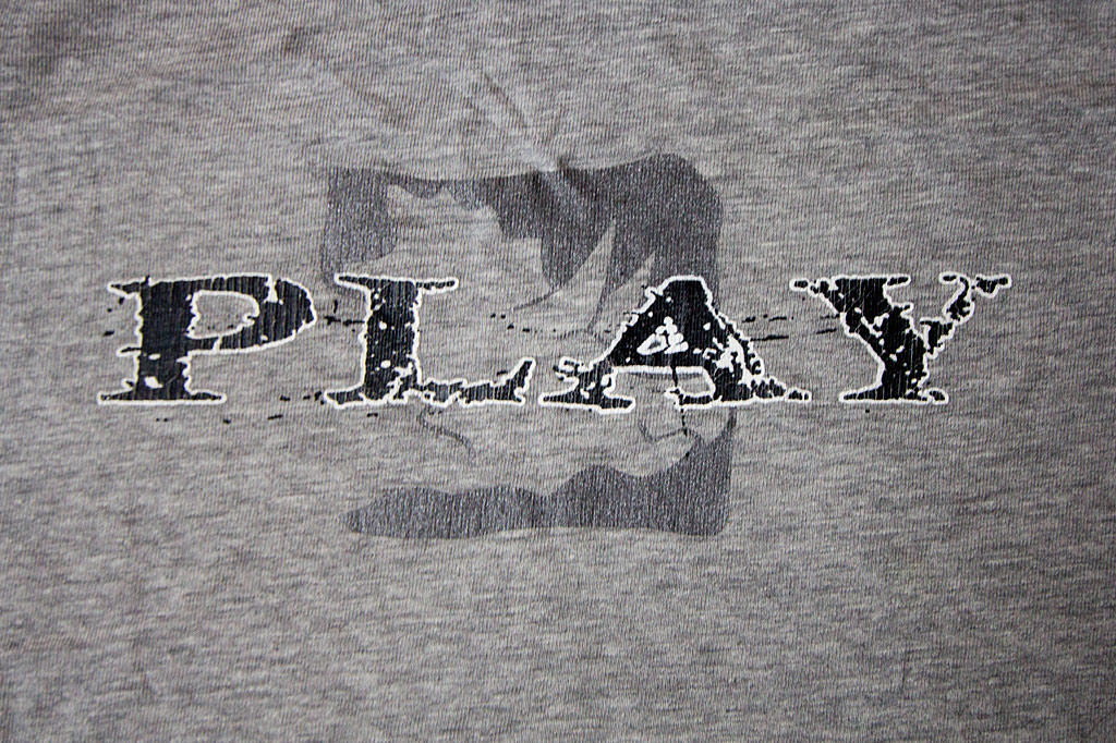 the Roughneck tee shirt by PLAY Clothes 1998