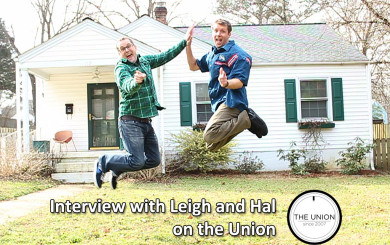 Read the interview with Hal Brindley and Leigh Ramsdell on The Union
